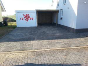 Pflasterarbeiten - Hofeinfahrt