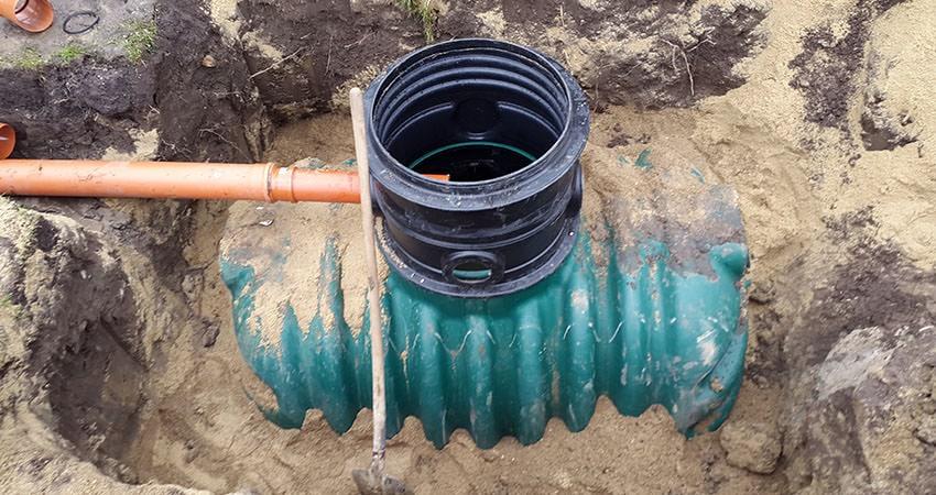 Regenwasserkanalisation | Staats GaLaBau in Uetze