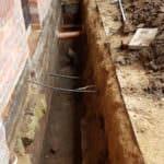 Außenabdichtung einer Kelleraussenwand | Staats GaLaBau in Uetze
