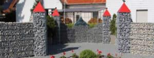 Gabionen als Sichtschutz und Verschönerung | Staats GaLaBau in Uetze
