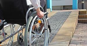 Rollstuhlrampen | Staats Gartenbau & Landschaftsbau in Uetze